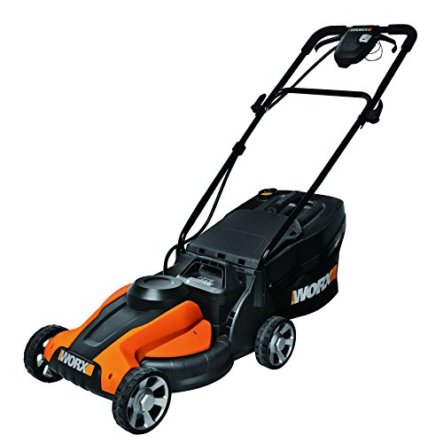Worx Lil Mo 14 Inch 24 Volt Cordless Lawn Mower With Easy