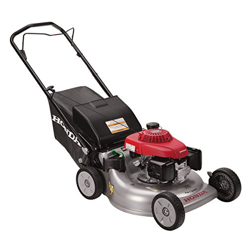 Honda 21 3 In 1 Self Push Gas Lawnmower Lawn Mower W