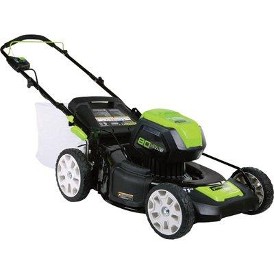 Greenworks Pro Glm801602 80v 21 Inch Cordless Lawn Mower