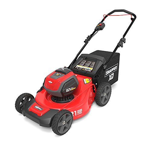 Snapper XD SXDWM82 82V Cordless 21-Inch Walk Mower without ...
